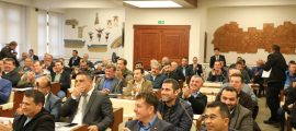 Şoförler Odası ve Kooperatiflerden Başkan Gürün'e yanınızdayız ziyareti (13)