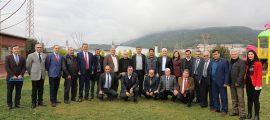 Başkan Gürün Muhtar Dernek Başkanları ile Buluştu (13)