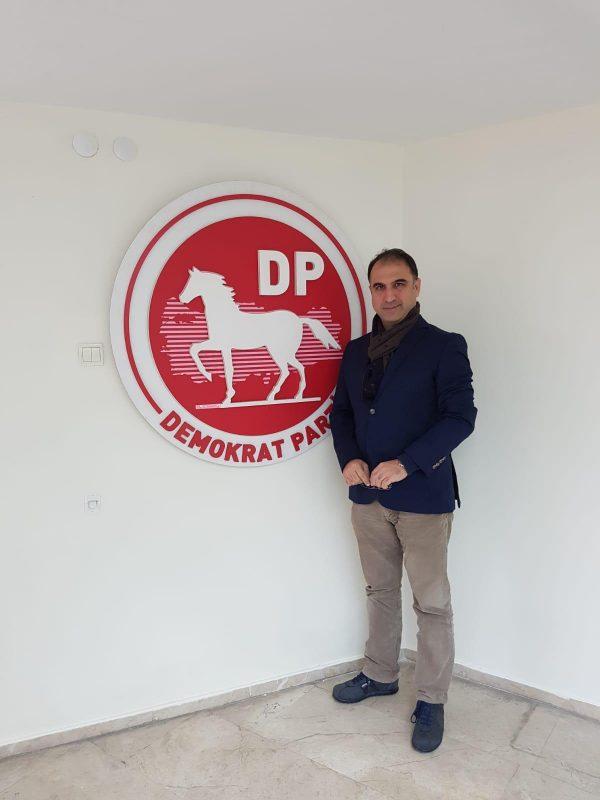 DEMOKRAT PARTİ RASİH YILMAZ (1)