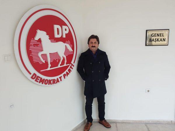 DEMOKRAT PARTİ RASİH YILMAZ (2)