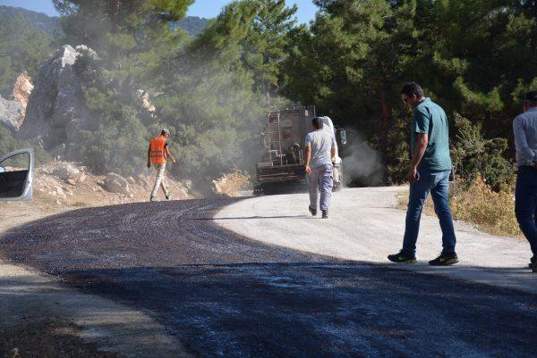 seydikemer belediyesi yol yapım çalışmaları (1)