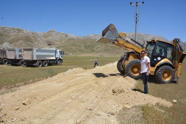 seydikemer belediyesi yol yapım çalışmaları (2)