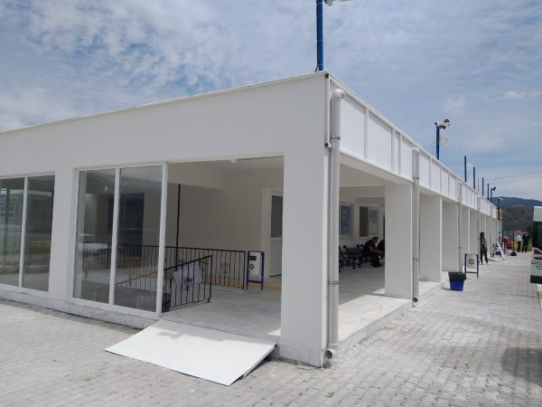 Büyükşehir'den Dalaman Otogarı'nda iyileştirme çalışmaları (1)