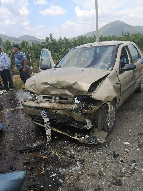seki yolu üzeri kaza (3)