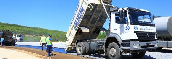 Büyükşehir Yol Çalışmalarında 2450 km Rakamına Ulaştı (6)