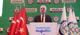 Türkiye'nin ilk Orman Yangın Çalıştayı Muğla'da yapıldı (5)