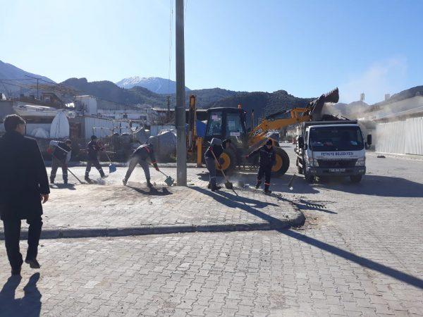 Fethiye Belediyesi Sanayi Sitesi Temizlik (31)