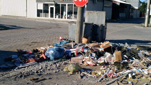 Fethiye Belediyesi Sanayi Sitesi Temizlik (9)