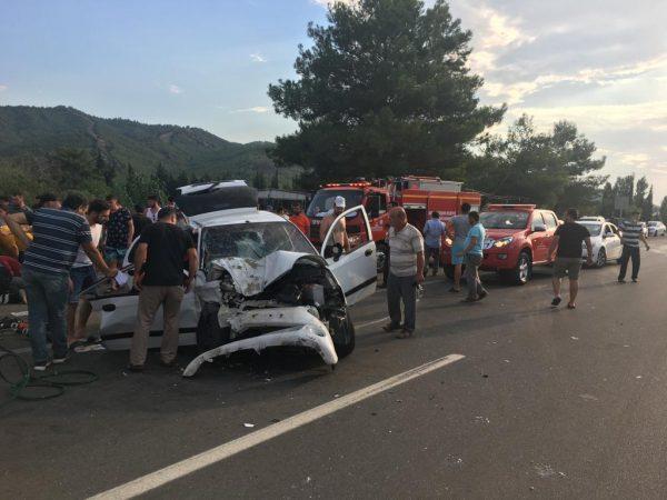zorlar trafik kazası (2)