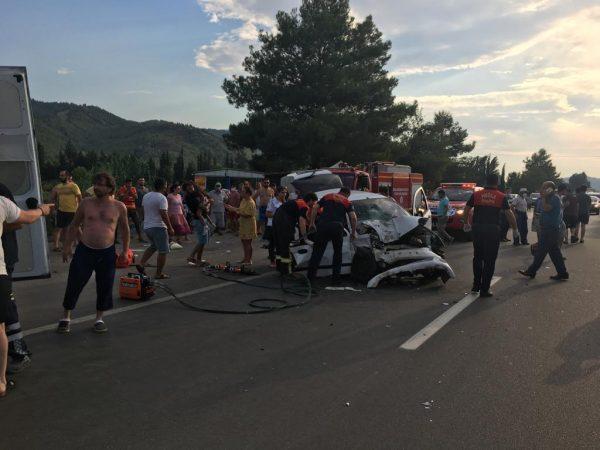 zorlar trafik kazası (3)