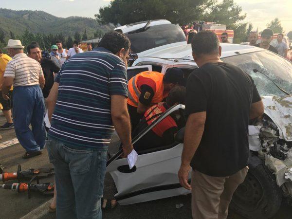 zorlar trafik kazası (7)