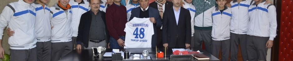 Kemer Doğanspor'dan bir şampiyonluk daha