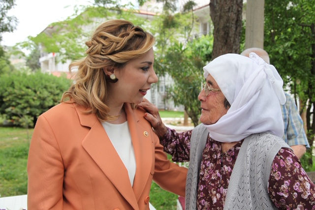 AK Parti Muğla Milletvekili Yelda Erol Gökcan, Kurban Bayramı nedeni ile bir mesaj yayımladı.