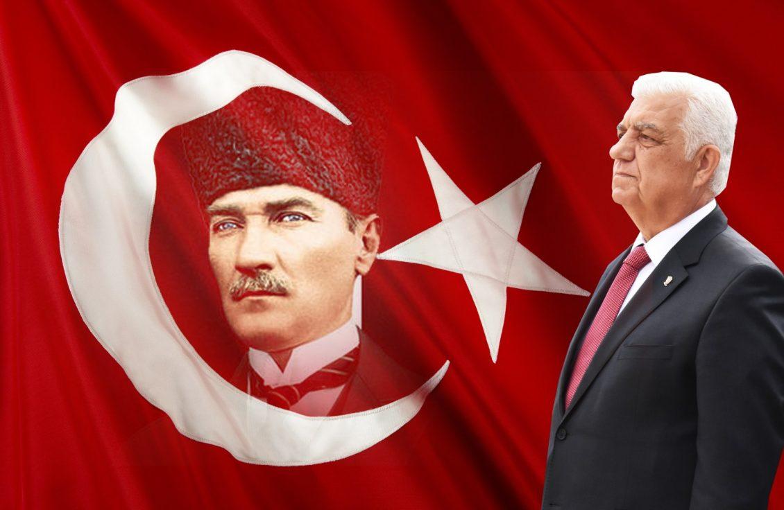 """Başkan Gürün; """"15 Temmuz Şeyhlerden, müritlerden medet umanların değil Egemenlik kayıtsız şartsız milletindir"""" diyenlerin zaferidir"""""""
