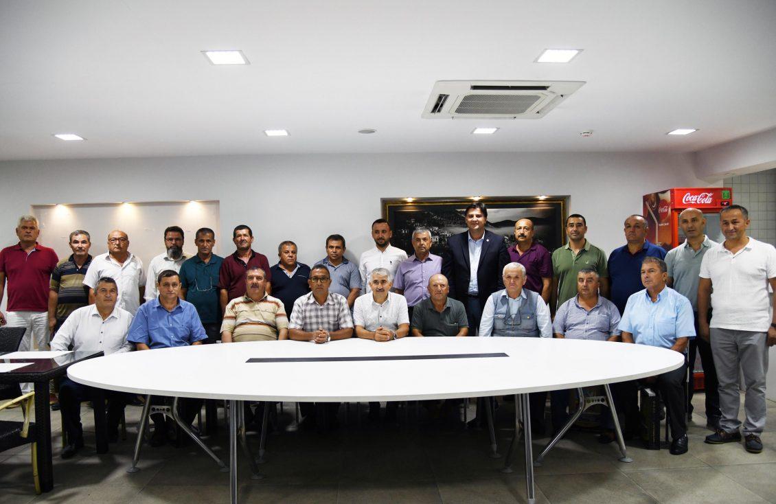 Başkan Karaca'dan Emekli Olan Personele Veda Yemeği